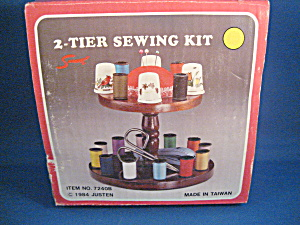 2-tier Sewing Kit
