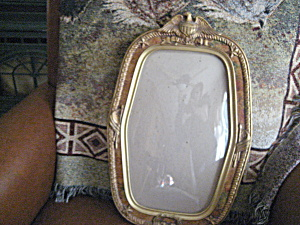 Eagle Curved Glass Picture Frame