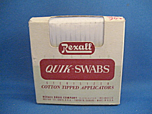 Box Of Quick Swabs