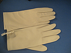 The Leather Look Gloves