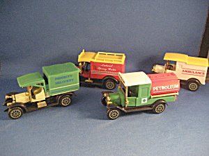 Four Classic Trucks Given Away With Reader's Diget