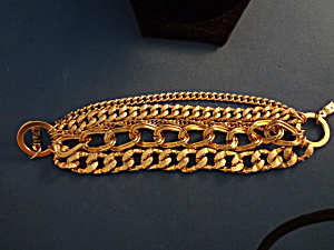 Gold Chain Bracelet From Germany