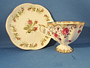 Norcrest Cup And Saucer Set