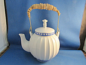 Enesco Oriental Tea Pot