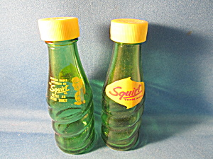 Squirt Salt And Pepper Shakers