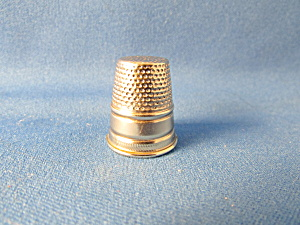 Number 10 Thimble