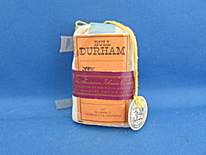 Bull Durham Tobacco And Papers