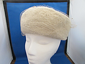 Wool And Felted Hat From Lee Bury