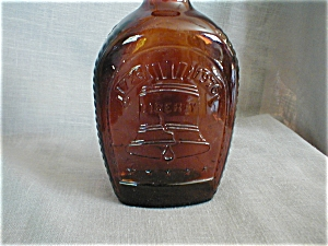 Log Cabin 1776-1976 Centennial Bottle