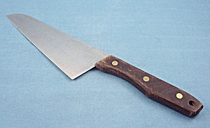 Chef Knife - Wood Handle