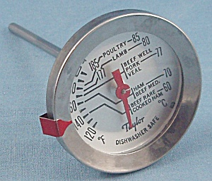 Taylor Meat Thermometer / Round Face