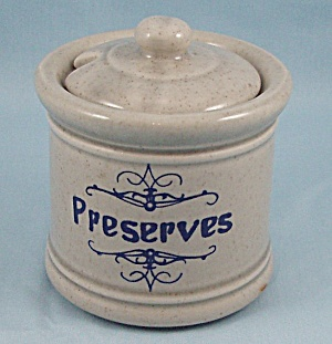 Mccoy - Preserves Jar - #1853