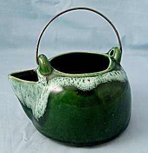 Kettle Shaped Planter