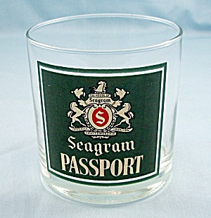 Seagram Passport - On The Rocks - Tumbler