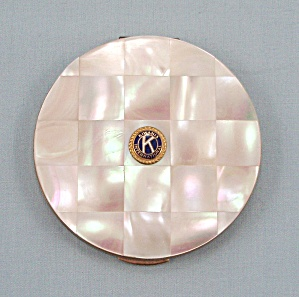 Mother Of Pearl - Kiwanis Compact