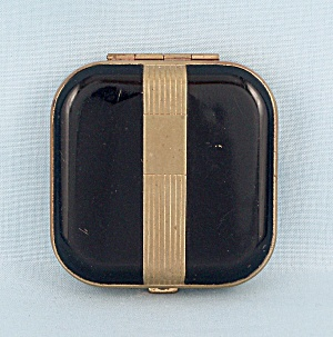 Black & Gold Compact