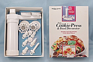 Hutzler Gerda - Cookie Press, Food Decorator