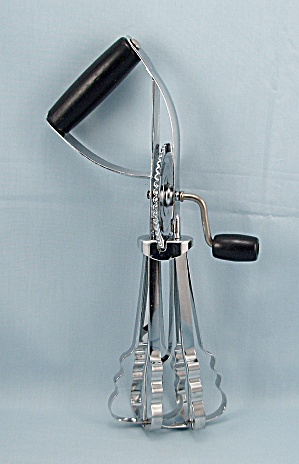 Ekco - Hand Beater / Mixer - Slant Handle
