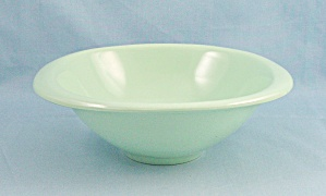 Melmac - Boonton, Belle, Mint Green Cereal Bowl, 1950's