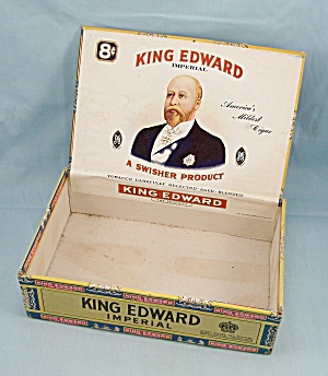 King Edward Imperial - Cigar Box