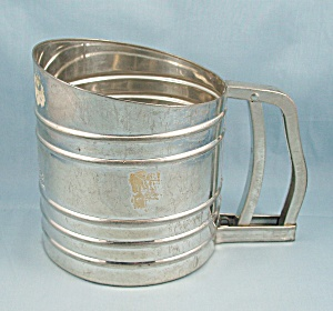 Foley Sifter - Triple Screen - Sift Chine