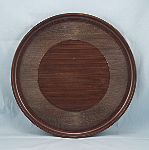 Nasco - Round Serving Tray