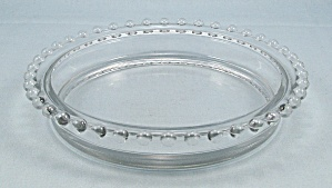 Imperial Candlewick - Round Relish Dish