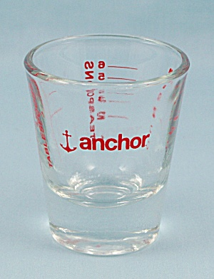 Anchor - 1 Ounce Measuring Jigger/ Cup