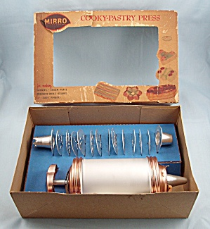 Mirro - Cooky / Cookie Pastry Press, 358-am -ft 925
