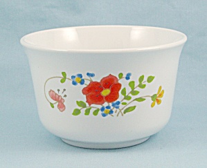 Corelle - Spring Bouquet, Open Sugar Bowl