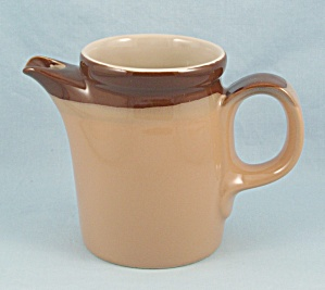 Mikasa - Brownstone- Cream Pitcher