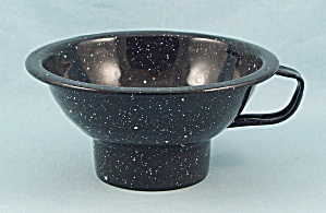 Graniteware / Canning Jar Funnel/cup #2