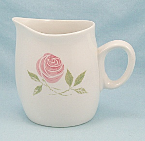Franciscan- Pink A Dilly - Creamer