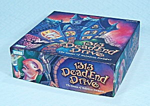 1313 Dead End Drive Game, Parker Brothers, 2002