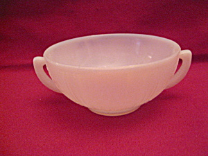 Monax American Sweetheart Cream Soup Bowl
