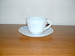 American Sweetheart Monax Cup & Saucer
