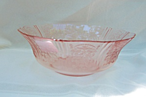 Pink American Sweetheart Berry Bowl