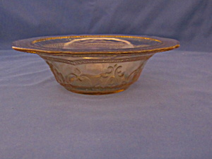 Amber Patrician Master Berry Bowl