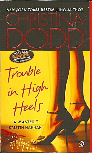Christina Dodd-trouble In High Heels-romance