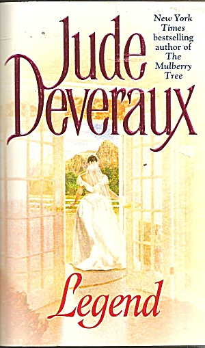 Jude Deveraux-legend-romance