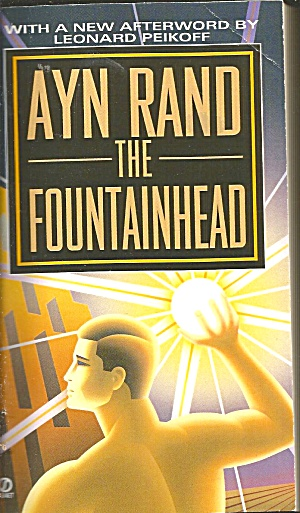 The Fountainhead By Ayn Rand (1993, Paperback, Revised)
