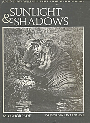 Sunlight And Shadows By M. Y. Ghorpade (1983, Hardcover) B3075