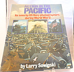 Action In The Pacific Larry Sowinski B3086