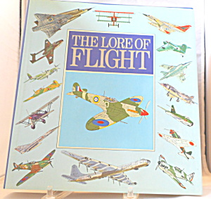 The Lore Of Flight By John W. R. Taylor (1988, Hardcover) B3104