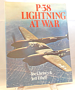 P 38 Lightning At War Christy And Ethel B3108