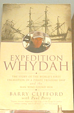 Expedition Whydah Excavation Of A Pirate Treasure Ship