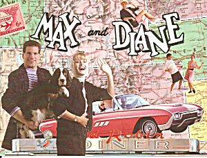 Max And Diane Featuring A Thunderbird Cs11176