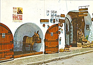 Mijas Spain The Donkey S Cave Cs11859