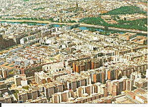Sevilla Spain Aerial View Cs11875