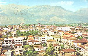 Partial View Of Sparta, Greece